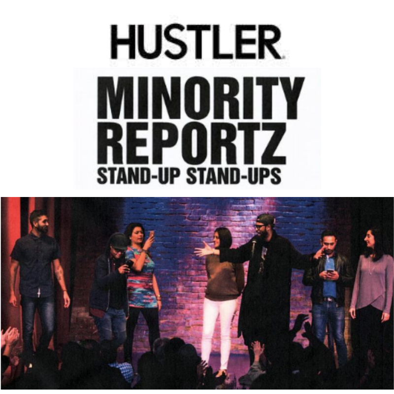Minority Reportz Stand-Up Stand-Ups