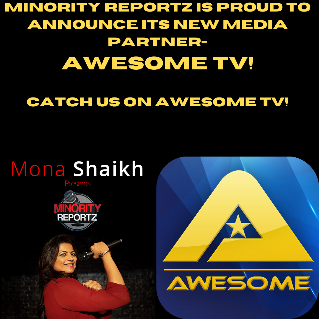 Minority Reportz is proud to announce its new MEDIA PARTNER- AWESOME TV!